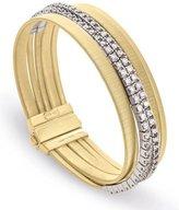 Marco Bicego Masai Five-Strand Crossover Bracelet with Diamonds