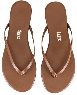 TKEES Foundations Shimmer Sandal