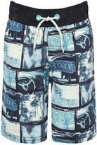 M&Co Minoti beach photograph print swim shorts