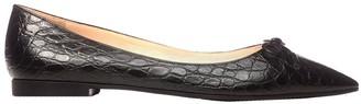 Prada Flat Leather Ballerinas