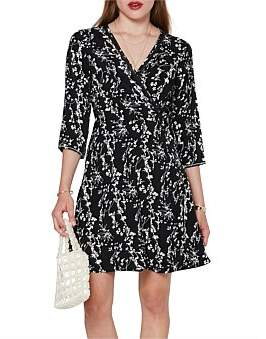 Mila Louise Grace and Teinte Dress