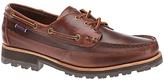 Sebago Vershire 3 Eyelet Shoes, Brown