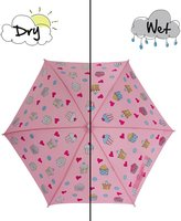 HOLLY & BEAU - Cupcake Color Changing Umbrella