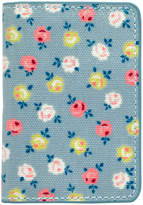 Cath Kidston Lucky Rose Two-fold Ticket Holder