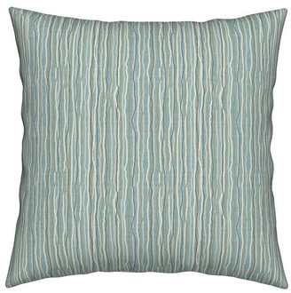 Roostery Stripe Texture Scribble Stripes Dots Abstract Throw Pillow Cover Linen
