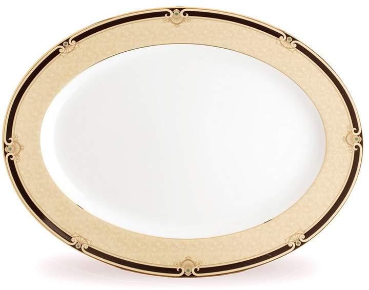 Noritake Braidwood Oval Platter