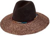 San Diego Hat Company Women's Wool Felt Fedora WFH8031