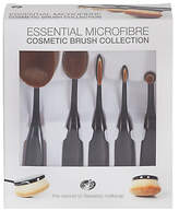 Rio Essential Microfibre Oval Cosmetic Brush Collection
