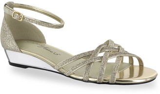 Easy Street Shoes Tarrah Women's Dress Sandals