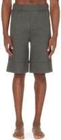Hamilton & Hare Hamilton & Hare A-line Jersey Shorts