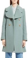 Chloé Women's Iconic Wool Blend Coat