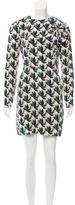 Diane von Furstenberg Anneli Printed Dress