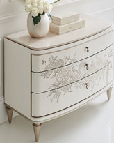 Caracole Attention Getter 3-Drawer Chest