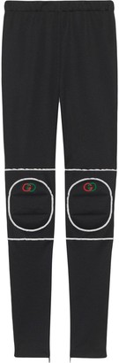 Gucci Technical Jersey Leggings
