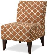 Apt2B Westin Accent Chair ORANGE