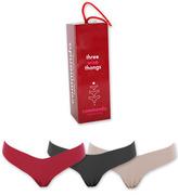 Three Wise Thongs