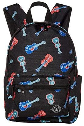 Parkland The Edison (Little Kids/Big Kids) (Guitar) Backpack Bags