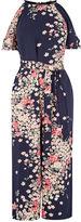 Oasis Kimono Cropped Jumpsuit