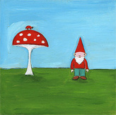 Marisa Haedike The Good Luck Gnome