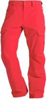 Quiksilver Porter Waterproof Trousers Racing Red