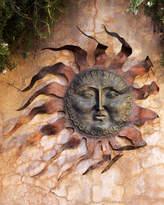 Horchow Sun Wall Decor