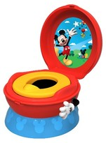 Tomy The First Years Mickey Mouse 3-in-1 Potty System