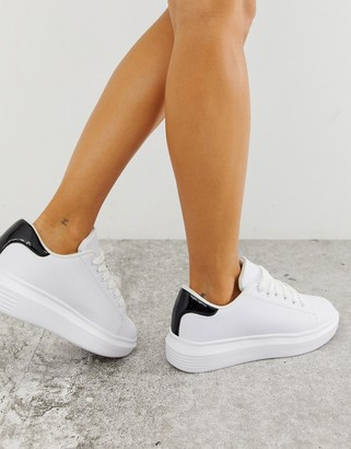 Truffle Collection trainers-White
