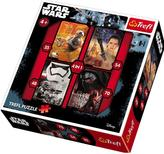 Star Wars 4 in 1 Star Was Puzzle