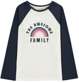 Hundred Pieces The Awesome Family Girl T-Shirt
