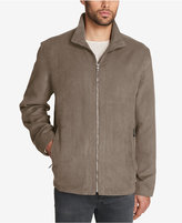 Weatherproof Men's Perforated Faux Suede Jacket, Only at Macy's