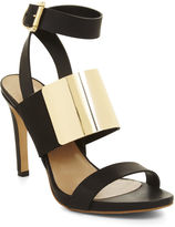 BCBGMAXAZRIA High-Heel Open-Toe Strappy Sandal