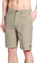 Billabong Men's Crossfire X Twill Hybrid Shorts