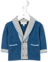Cashmirino - double-breasted cardigan - kids - Cashmere - 3 mth