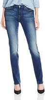 7 For All Mankind Women's Straight-Leg Jean in