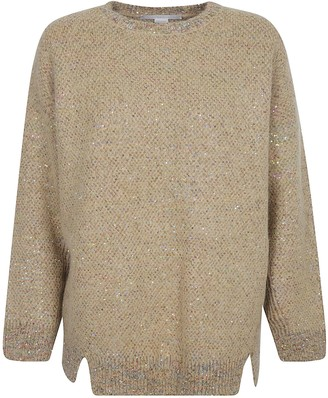 Stella McCartney Sequined Long Jumper