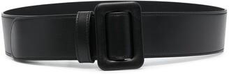 FEDERICA TOSI Tonal Leather Belt