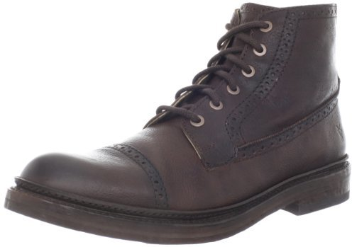 Frye Men's Jamie Brogue Lace-Up Boot