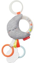 Skip Hop Silver Lining Cloud Rattle Moon Stroller Toy Accessories Travel