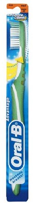 Oral-B Advantage Toothbrush with Tongue Cleaner