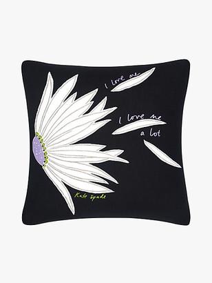 Kate Spade Love Me Falling Flower Decorative Pillow