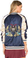 Standard Issue Samurai Bomber Jacket