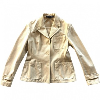 Polo Ralph Lauren Beige Cotton Jacket for Women