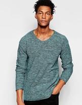 Minimum Loose Weave Knit