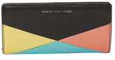 Marc by Marc Jacobs Sophisticato Hvac Tomoko Leather Wallet