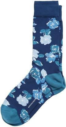 Banana Republic Floral Sock