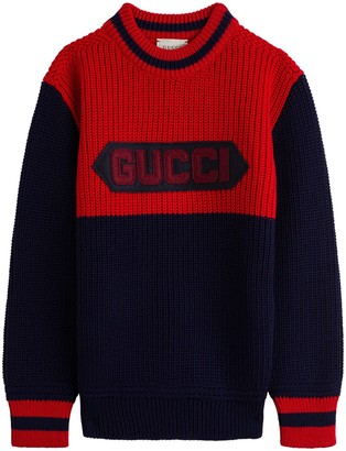Gucci Jumper With Patch