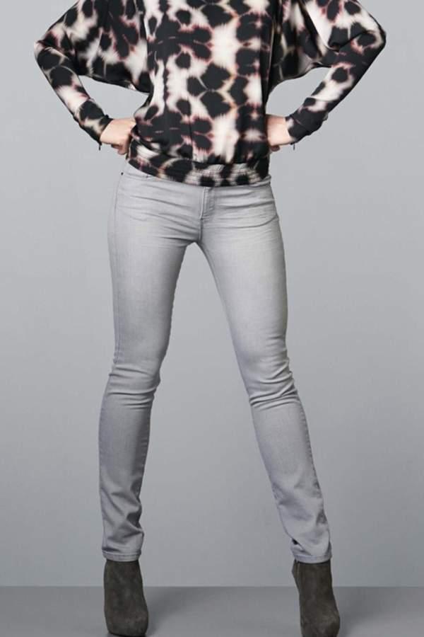 Bandolera Silver Jeans