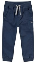 Hust&Claire Midnight Blue Twill Trousers