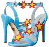 Chiara Ferragni Stars Patent Strappy Heels