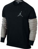 Jordan Varsity Graphic Crew Sweatshirt Mens Style: 724503-10 Size: XL